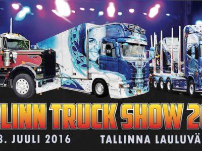 tallinn truck show