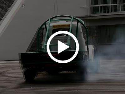 Tallinn Truck Show  Janno Kamp drift YouTube