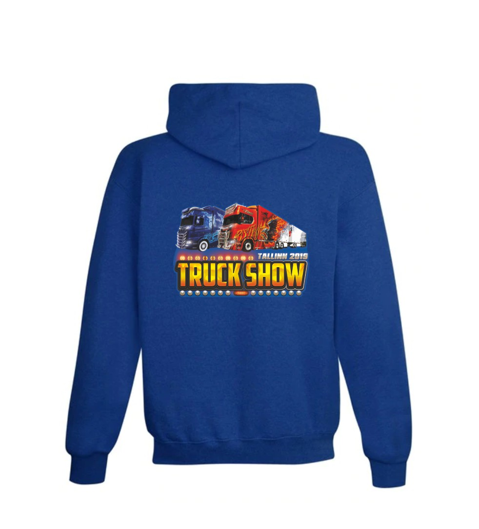 Truck Show sinine pusa01