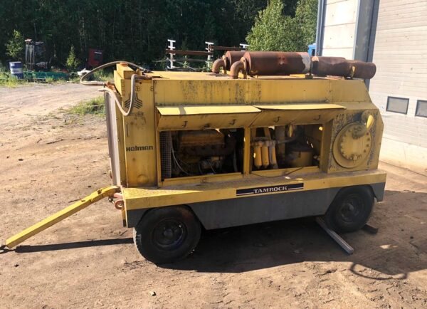Tamrock kompressor_3